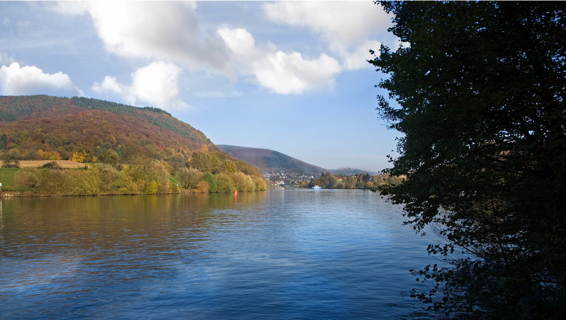 Neckartal, © Rhein-Neckar-Kreis