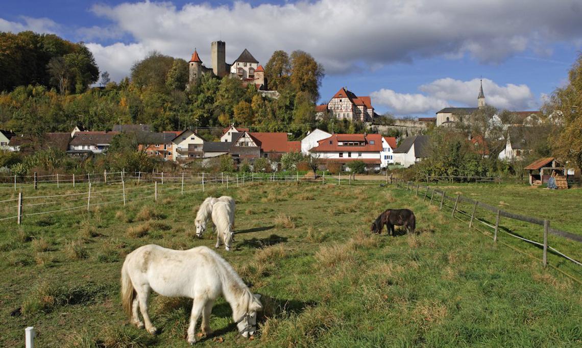 Neidenstein, © Doro Burkhardt / Rhein-Neckar-Kreis
